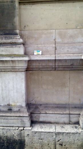 Rue Vertbois Paris, France Abandoned Art