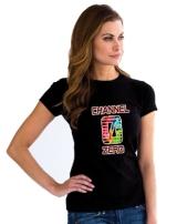 Channel Zero Logo T-shirt