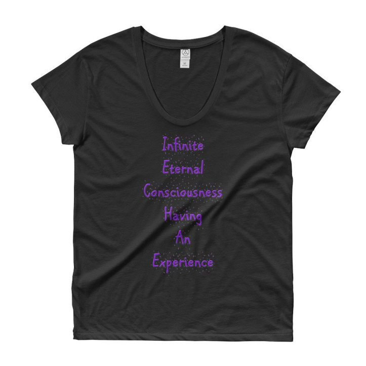 Infinite Eternal Consciousness Having An Experience T-shirt