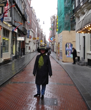 Audrey Breed Amsterdam, The Netherlands 2005