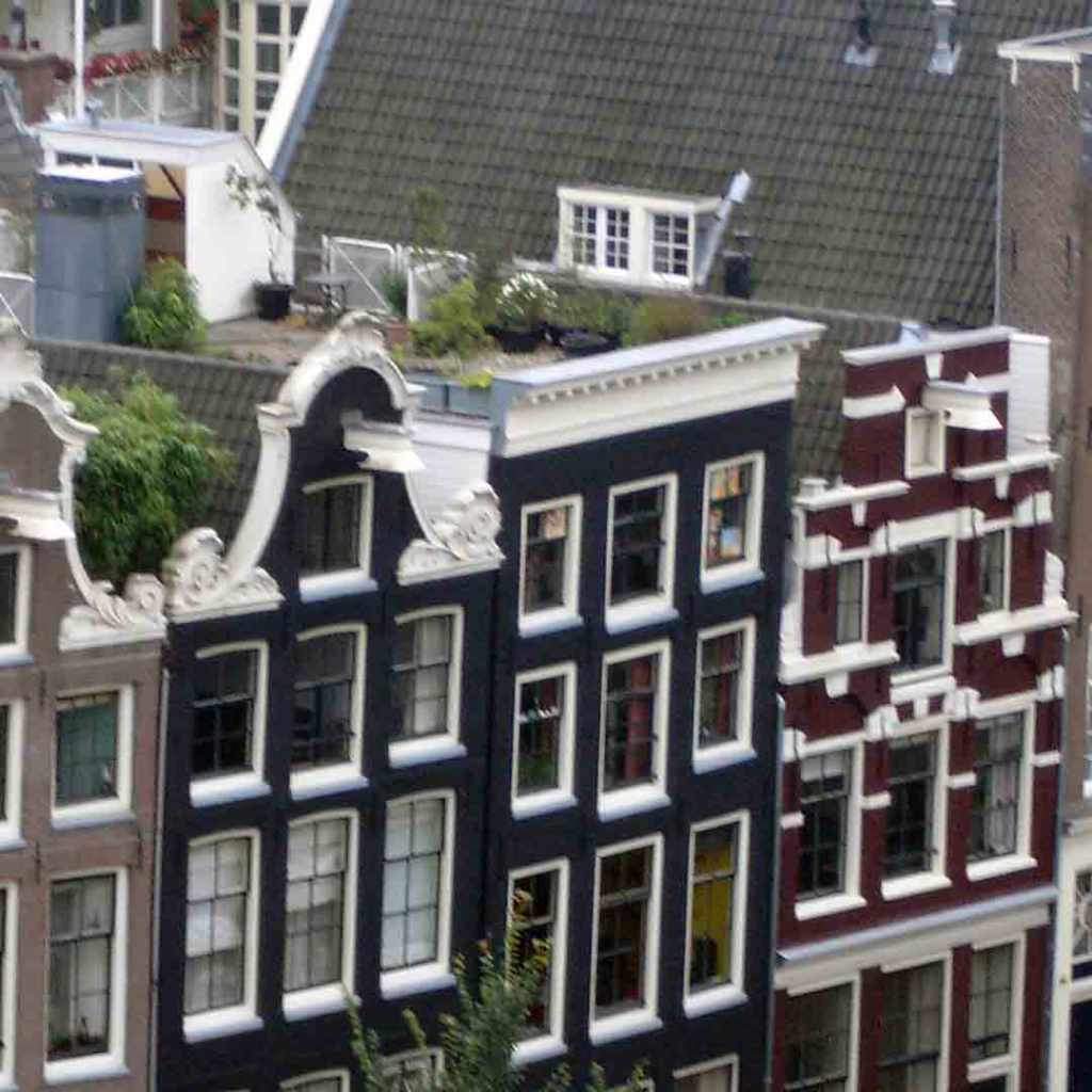 Roof Terrace Amsterdam